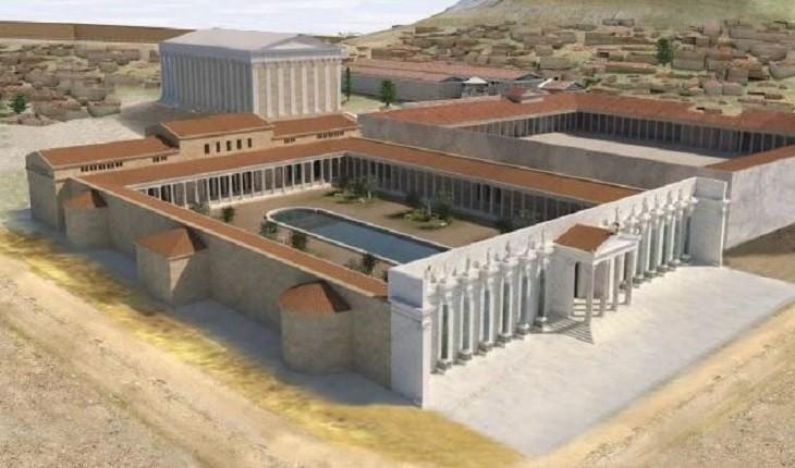 آتن باستان با طراحی 3 بعدی به خانه های شما می آید