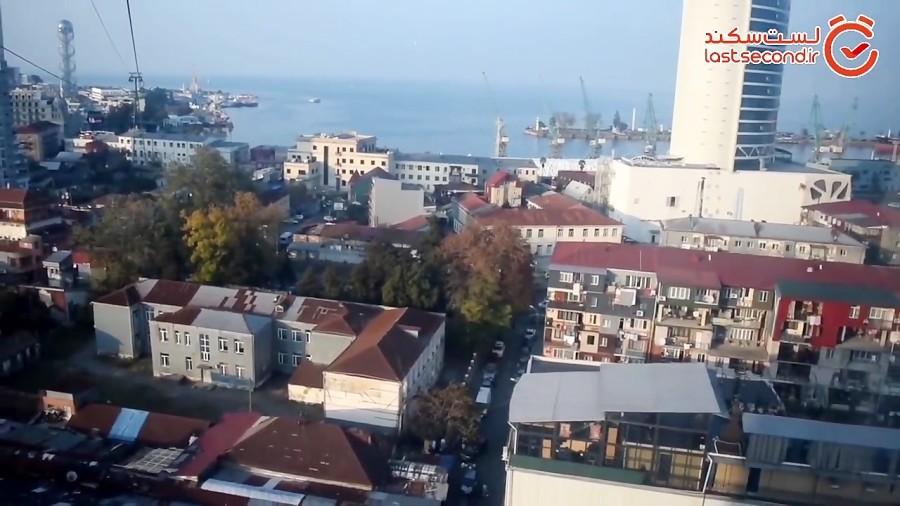 باتومی، مروارید دریای سیاه