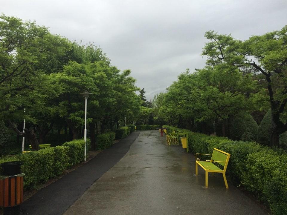 پارک قزل قلعه