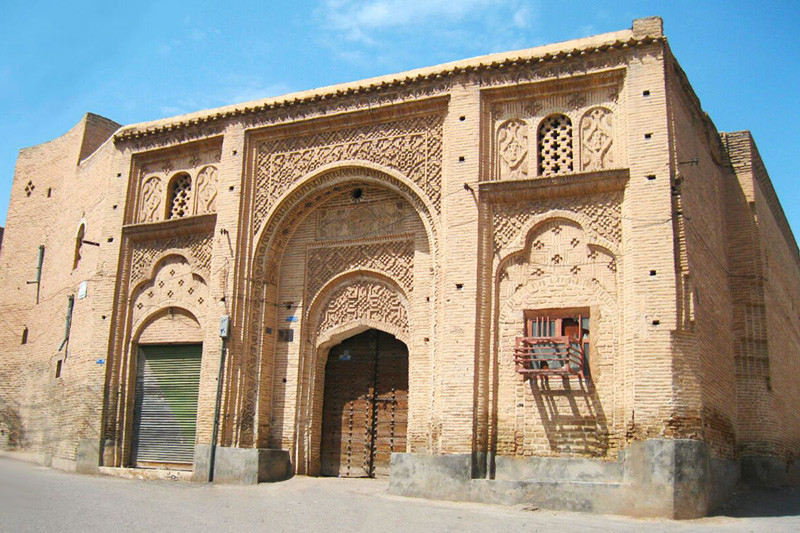 dezful historical district