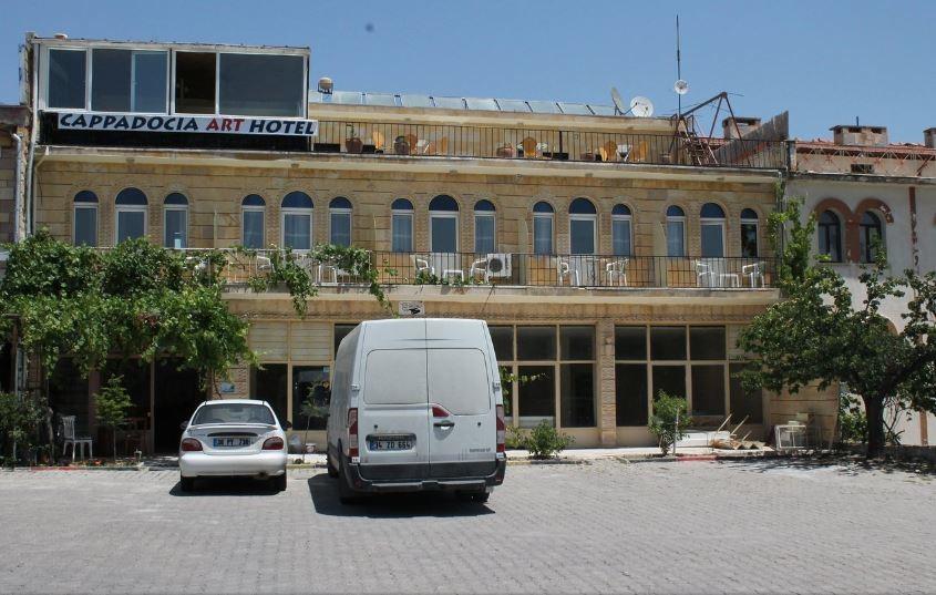 هتل آرت کاپادوکیا