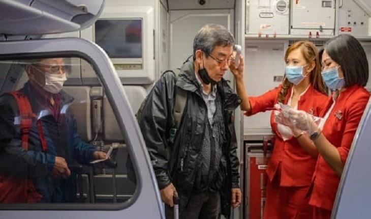 چگونه از گسترش بیماری در هواپیما و کشتی جلوگیری کنیم
