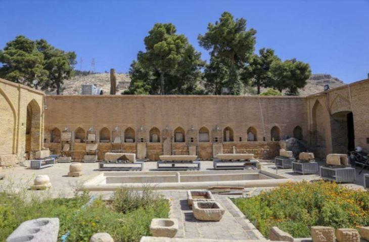 Haft Tanan Museum Garden