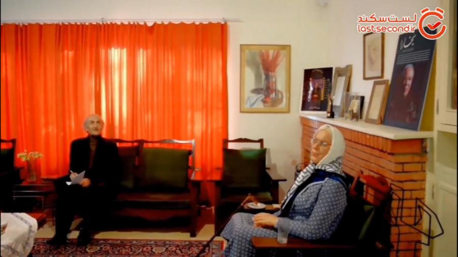 خانه موزه سیمین و جلال- زوج ادبی ایران