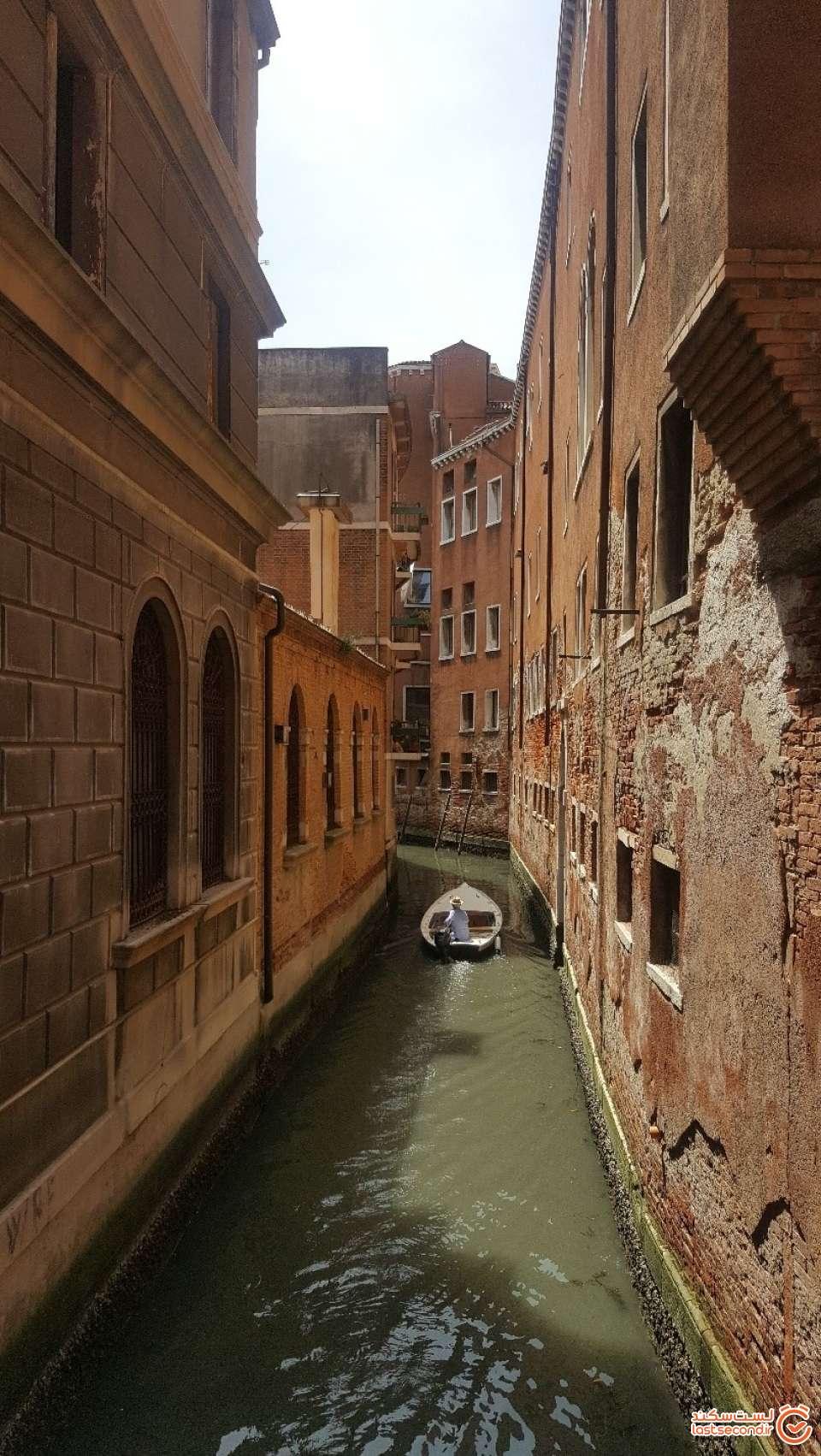 سفری به رویایی ترین شهر اروپا، ونیز: یک کتاب قدیمی عاشقانه