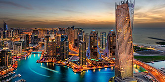 سفر دریایی پرماجرا به دبی و بازدید از نمایشگاه گالفود 2020