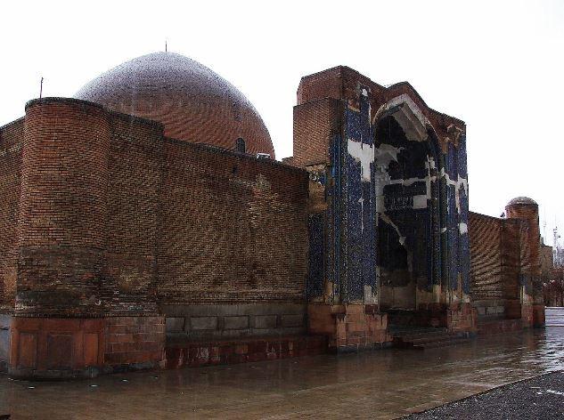مسجد کبود (فیروزه اسلام)