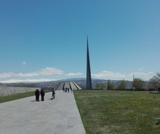 موزه نسل کشی ارمنی ها