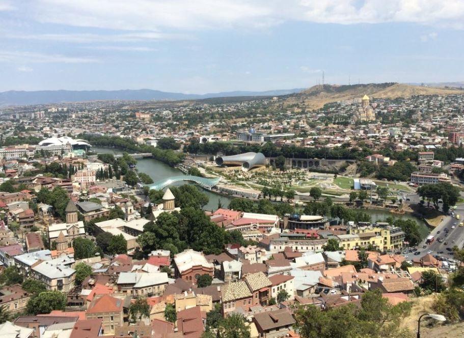 Old Town (Altstadt) Tbilisi