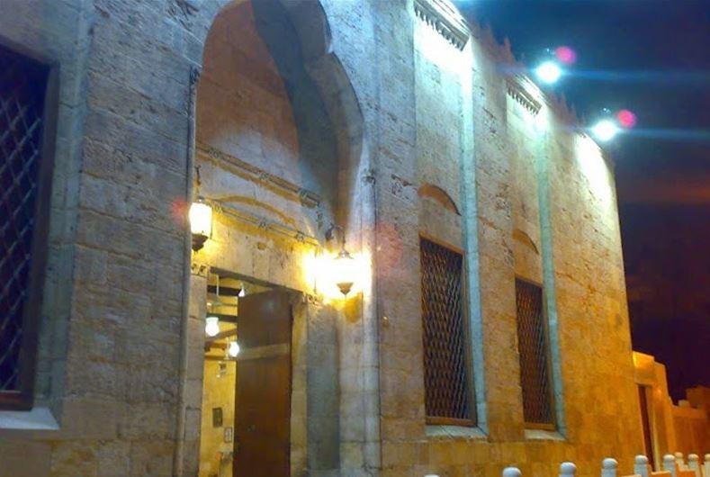 Turan Shah Mosque