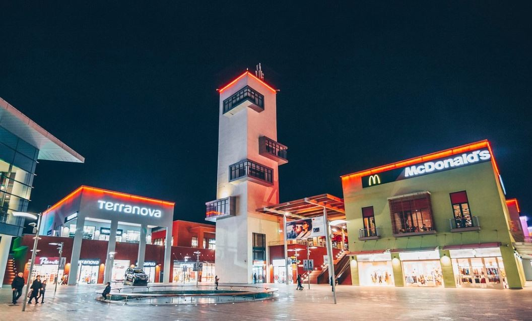 East Point Shopping & Entertainment City