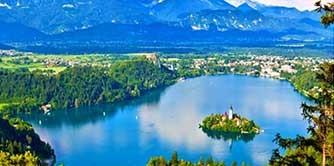 اسلوونی : سبز جذاب ، پایتخت سبز اروپا