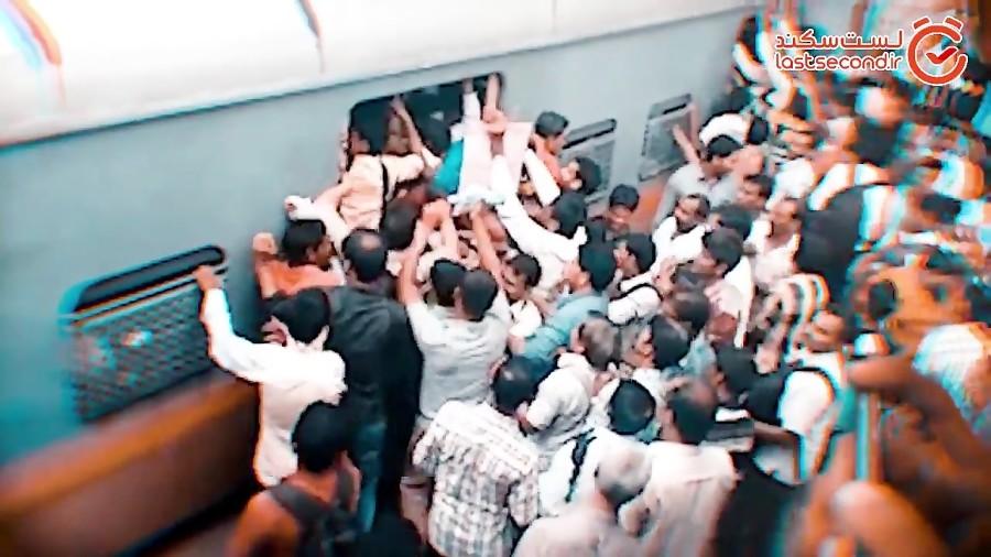 راه آهن، شریان های زندگی در بمبئی