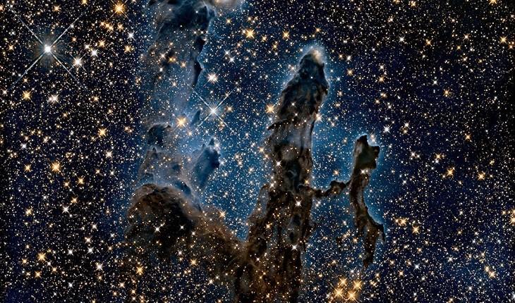 بُعدی عجیب از فضا که ناسا آن را نیز برای ما به تصویر کشید!
