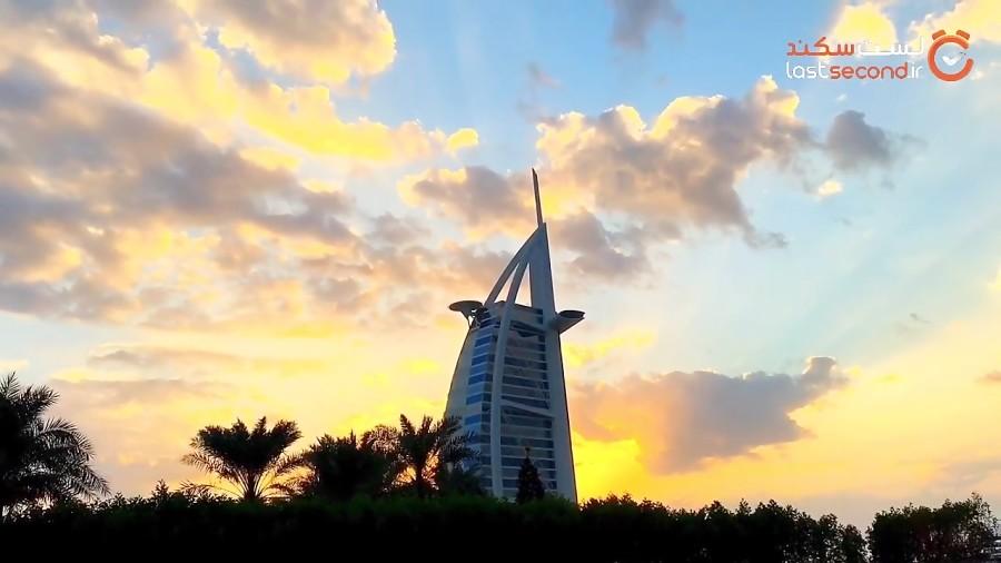 دبی، بیابانی که بهشت شد