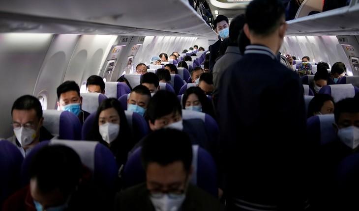 ورود مسافران بدون ماسک به هواپیما ممنوع شد!