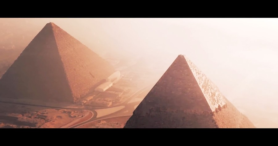 با هم سری به مصر، سرزمین فراعنه بزنیم!