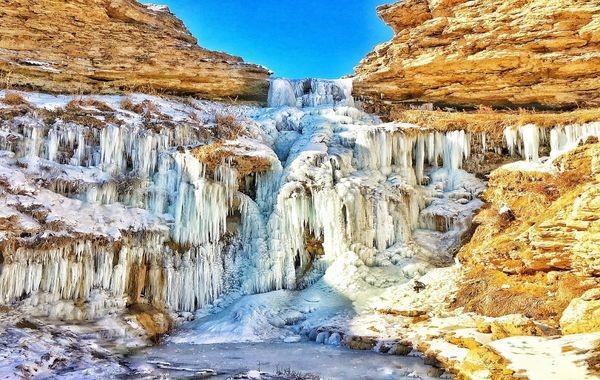 Waterfall Mamakan