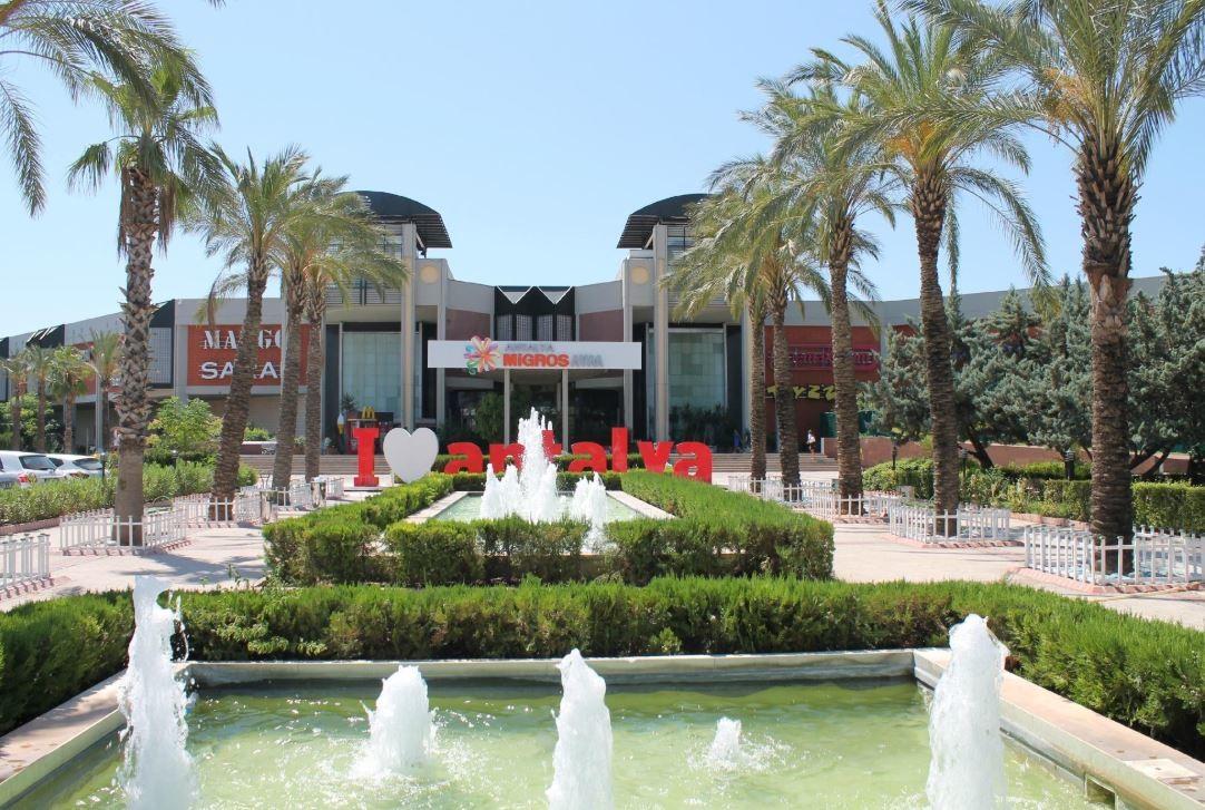 Antalya Migros Shopping Mall