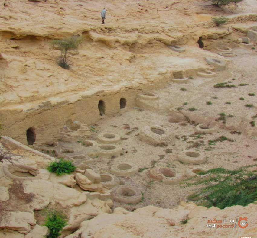 چاههای تل آو یا طلا لافت