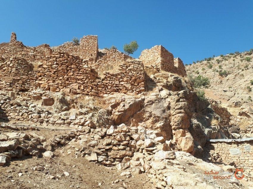 قلعه پالنگان کردستان