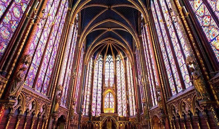 زیباترین کلیساهای جهان در یک قاب!