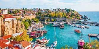به زیبایی ترکیه، به طراوتِ آنتالیا