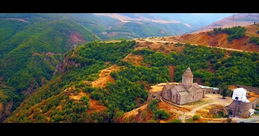 آنچه شاید هیچوقت از ارمنستان ندیده اید
