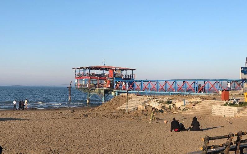 ساحل خزر آباد (فرح آباد)