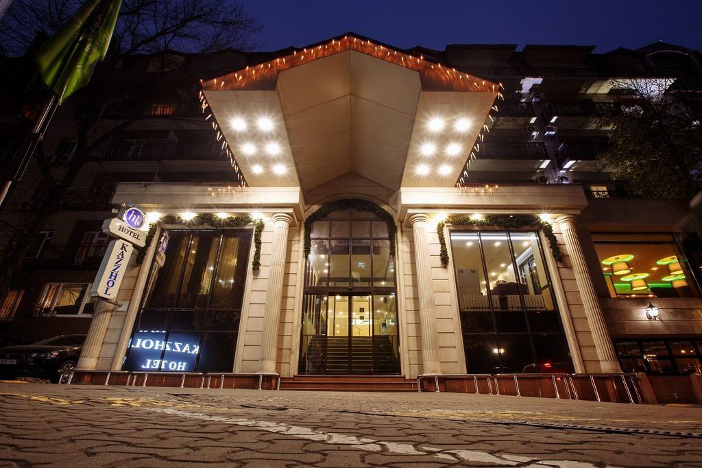 هتل کازول آلماتی