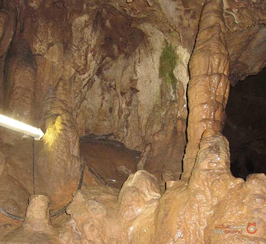 غار قوری قلعه یا قوری قلا، کرمانشاه
