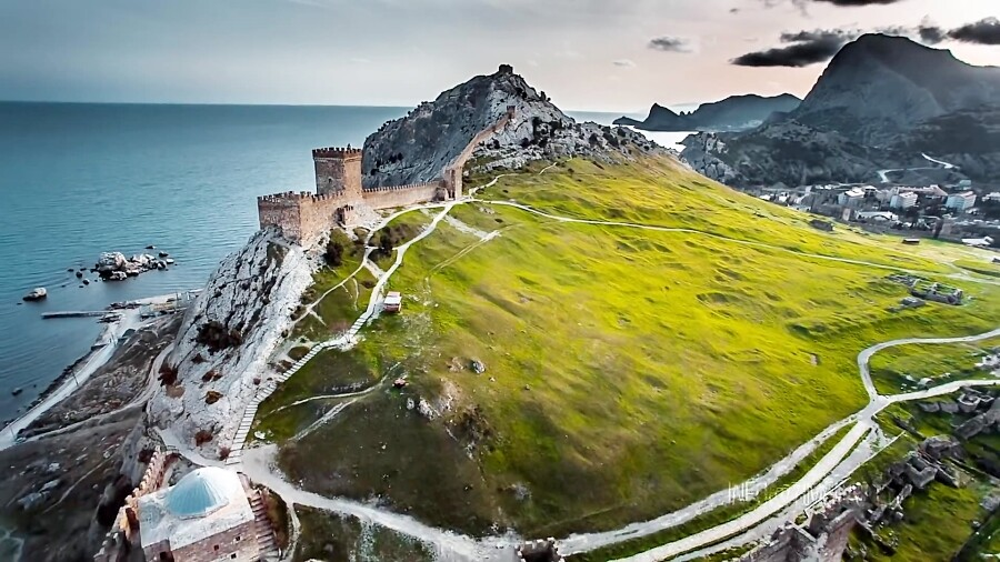 شبه جزیره کریمه، مکانی شگفت انگیز که سالهاست مورد اختلاف کشورهاست