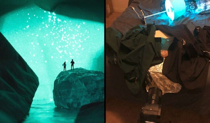 ماحصل تلاش یک عکاس گردشگر که در قرنطینه از آپارتمانش گریخت!