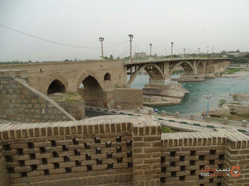 پل قدیم دزفول