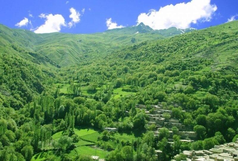 روستای میانه( کردستان)