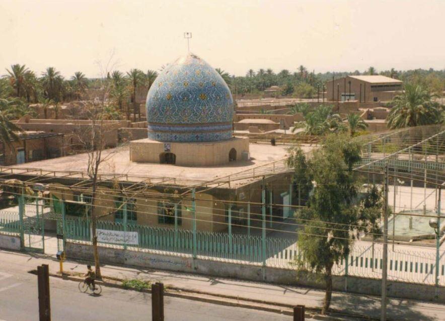 امامزاده علی بن الحسن المثنی (امامزاده اسیری)
