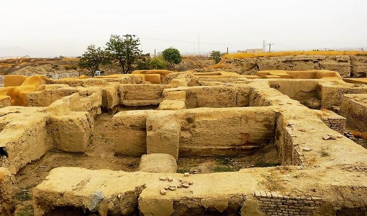 هگمتانه، پایتخت تاریخی ایران در همدان!