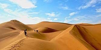 سفر به کویر ابوزیدآباد