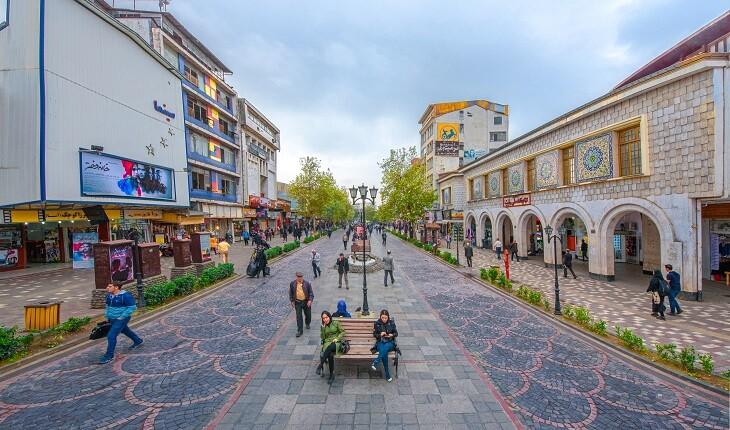 معروف ترین خیابان های ایران - قسمت اول