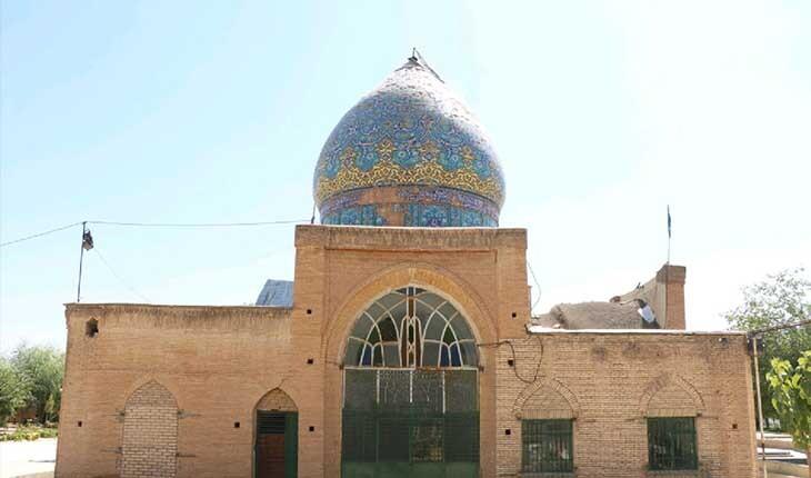 مقبره آقا نورالدین عراقی، بنایی زیبا در عراق عجم و در ایران!