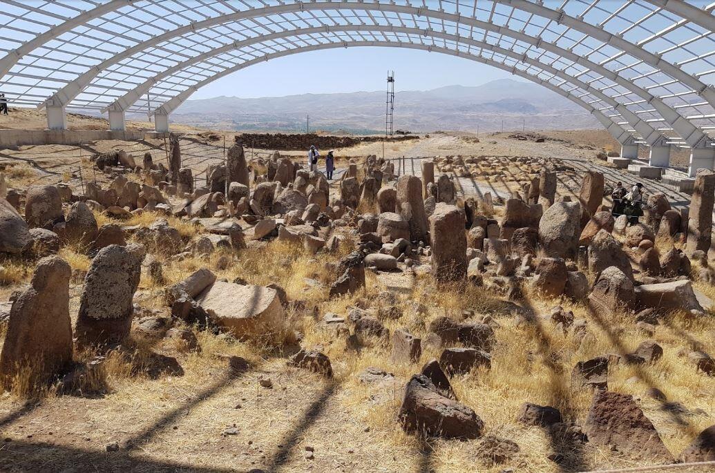 Ancient Site of Shahar Yeri (Shahar Yeri) .JPG