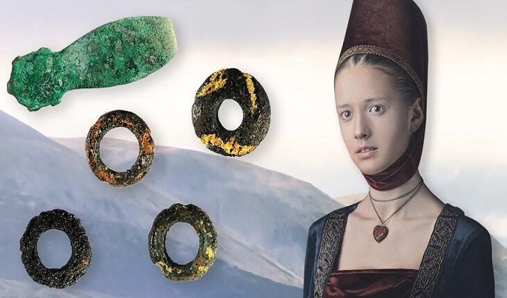 بقایای عصر آهن: جواهرات یک شاهزاده خانم در فرانسه کشف شد!