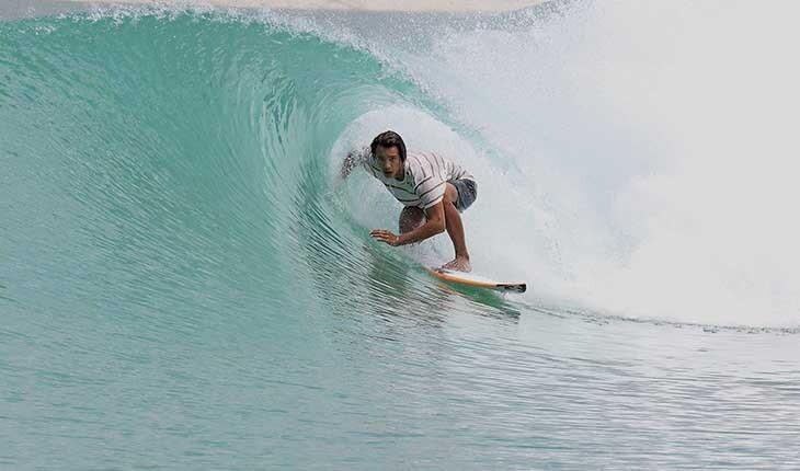 بزرگترین استخر موج جهان در استرالیا و برای دوران پساکرونا ساخته شد!