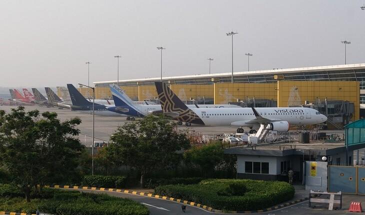 فرودگاه های هند دوباره شروع به بازگشایی می کنند!