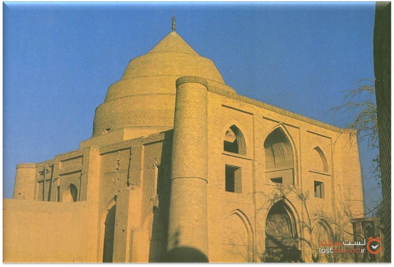 امامزاده جعفر دامغان