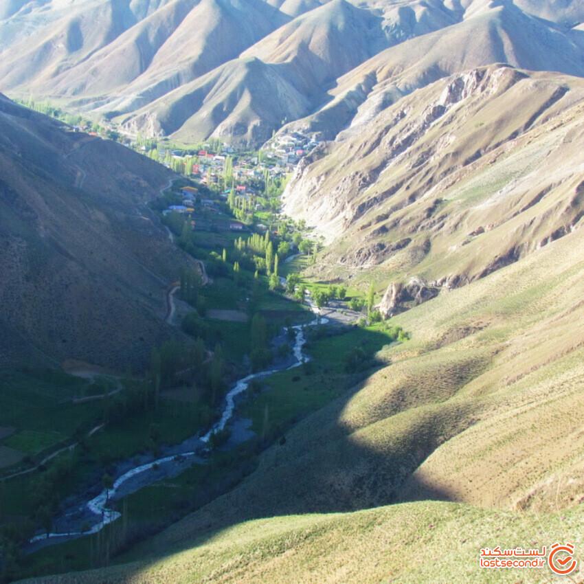 روستای یالرود