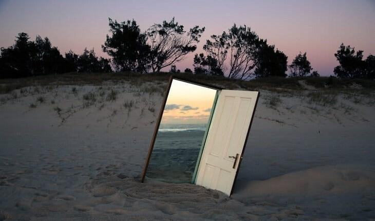 هنرمند ایرانی و آینه های خیرهکننده ای که جهانی شدند!