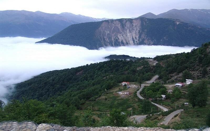 دالخانی، جنگل پنهان شده در مه رامسر!