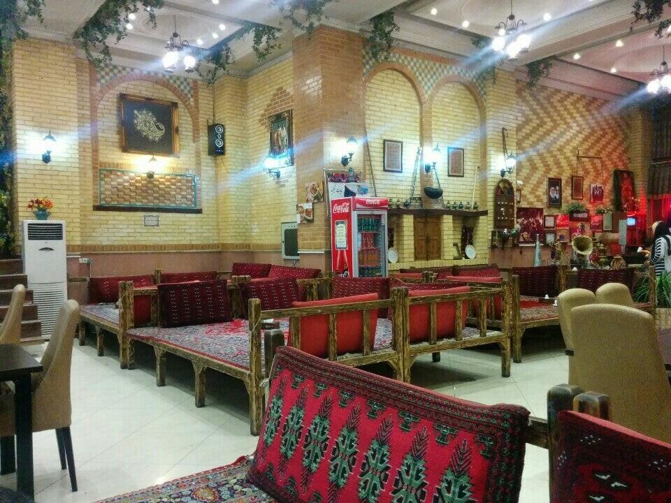 رستوران نایب قزوین