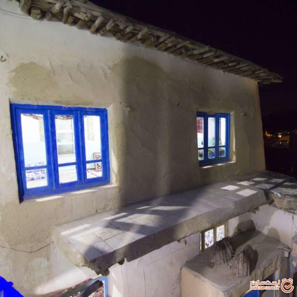 اقامتگاه بومگردی آرتین دینور کرمانشاه